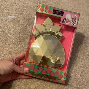 TARTE pineapple makeup set